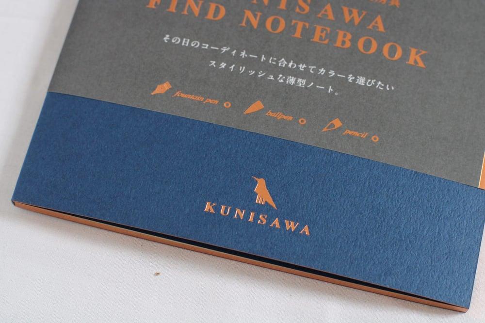 Image of Cuaderno Kunisawa