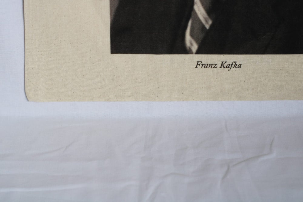 Image of Tote bag Franz Kafka