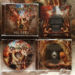 Image of COMANIAC - Holodox (CD)