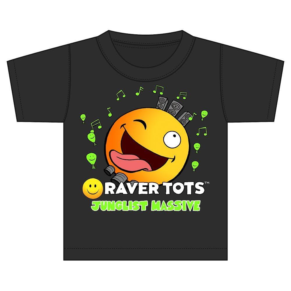 """Raver Tots """"Junglist Massive"""" T-Shirt"""