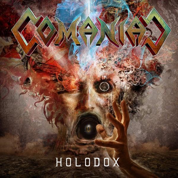 Image of COMANIAC - Holodox (Vinyl)