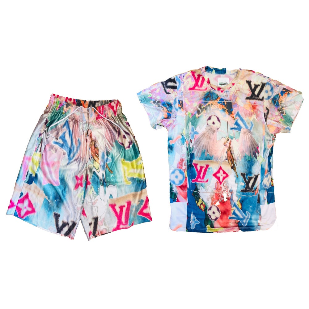 Image of Any Shorts + T Shirt Combo