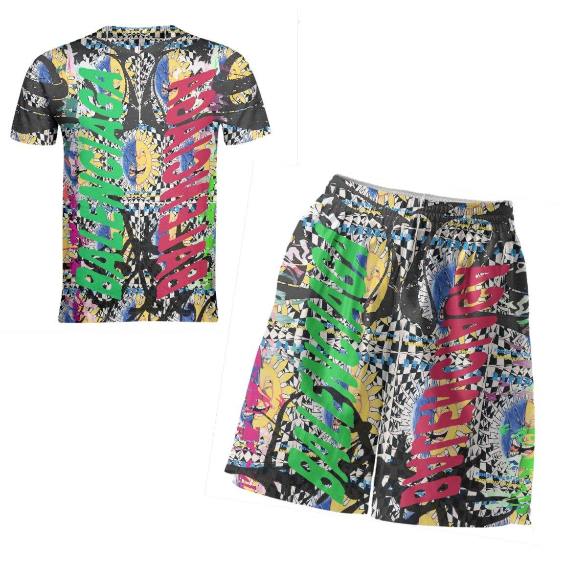 Image of Any Shorts + T Shirt Combo