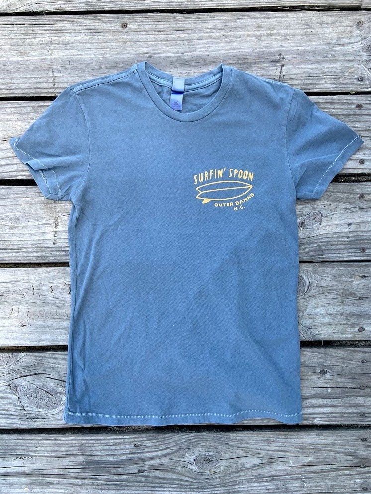 Image of NEW // Washed Tee - Blue