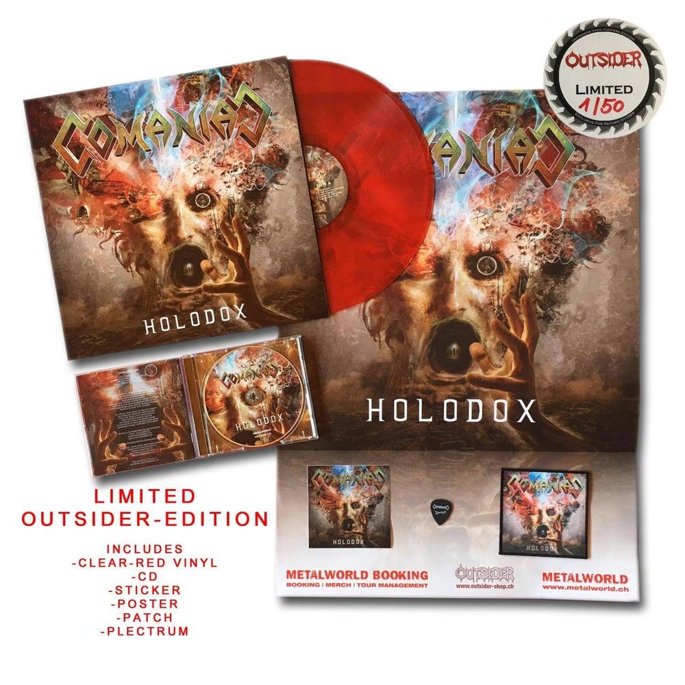 Image of COMANIAC - Holodox - limited OUTSIDER-editon