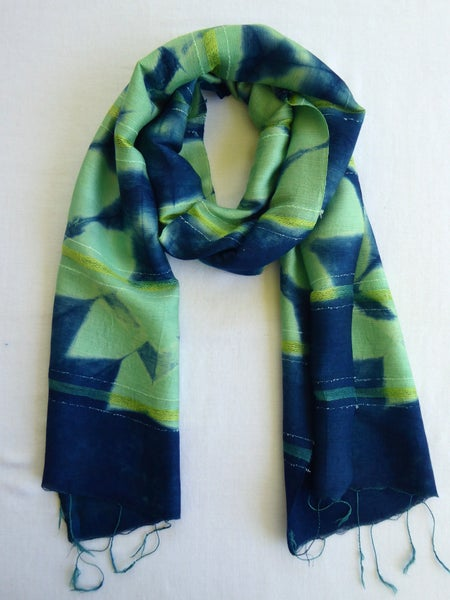 Image of Fern Valley — Not So Simple Stripe Scarf