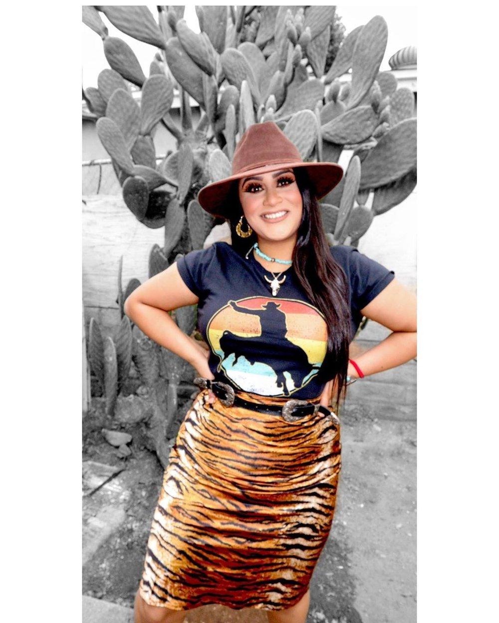Image of Tiger Skirt