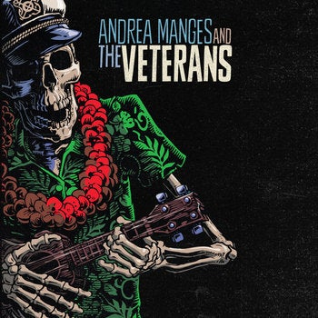 Image of Andrea Manges and the Veterans - S/T Lp