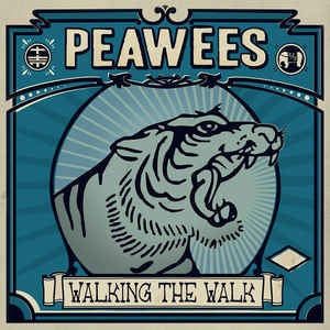 Image of Peawees - Walking The Walk Lp (Reissue)