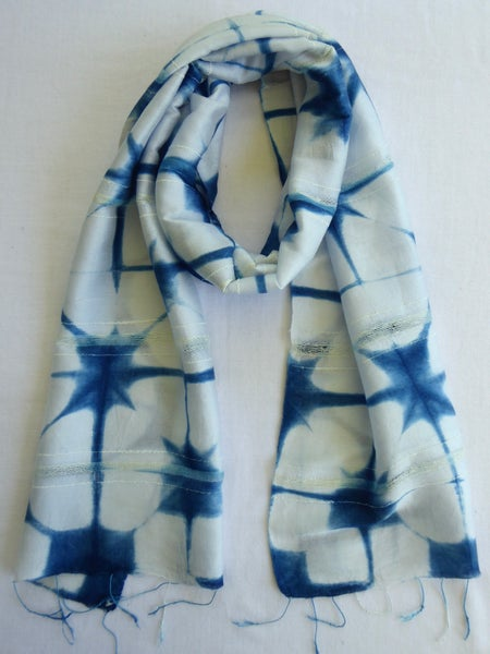 Image of Classic Stars — Not So Simple Stripe Scarf