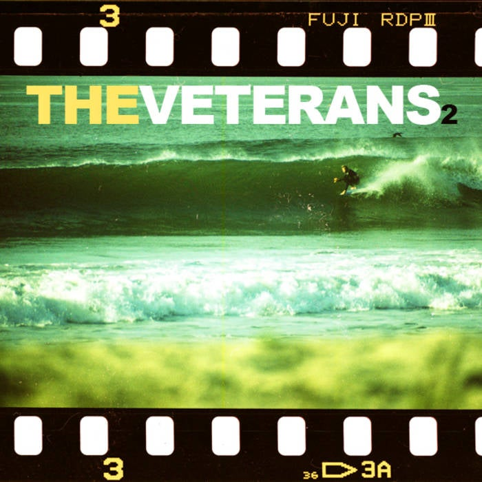 "Image of The Veterans - Two 7""ep"