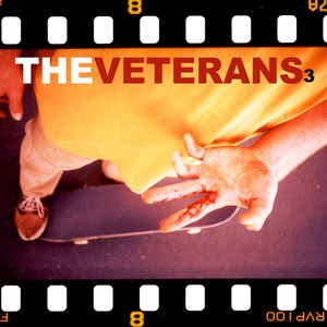 "Image of The Veterans - Three 7""ep"