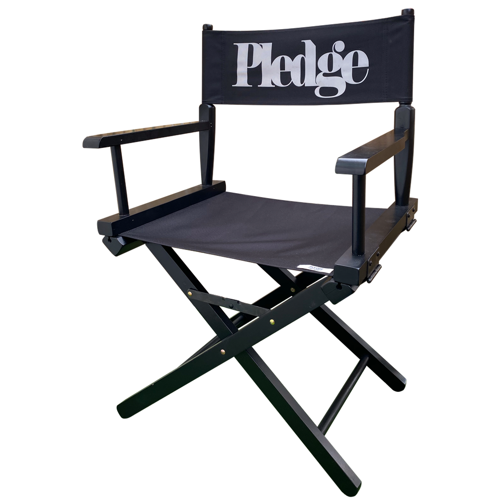 Image of Pledge Director's Chair (reflective 3M)