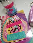 Image 2 of Mermaid Unicorn Fairy Princess Rainbow Accessory Bundle