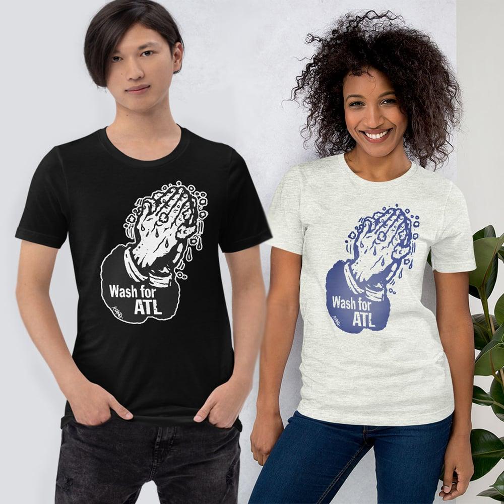 Image of Unisex Wash for ATL t-shirt