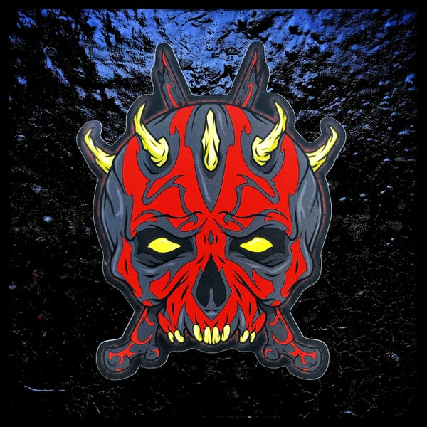 Image of Maul sticker