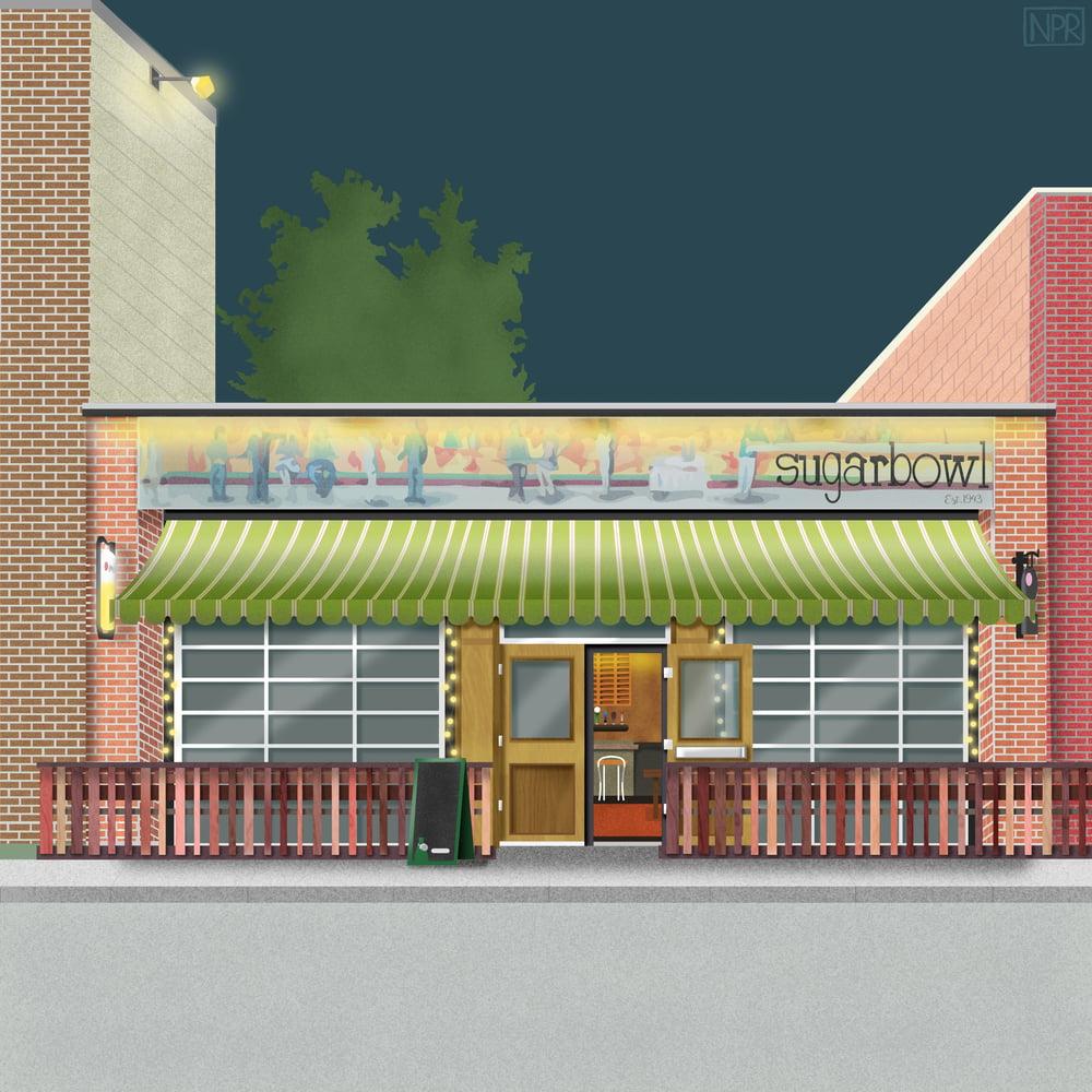 Image of The Sugar Bowl Cafe