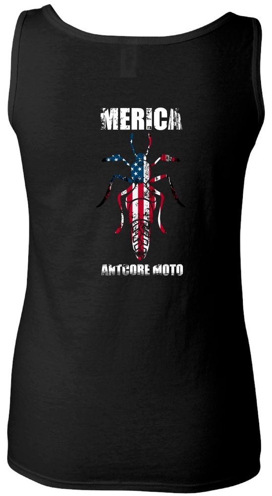 Image of MERICA - WOMAN - ANTCORE
