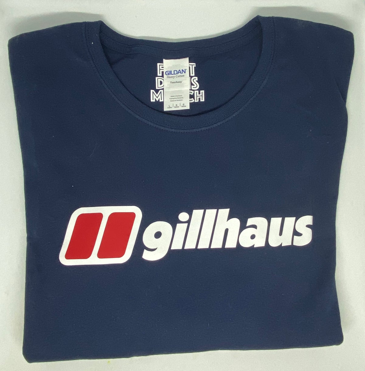 Image of Ladies Gillhaus tee