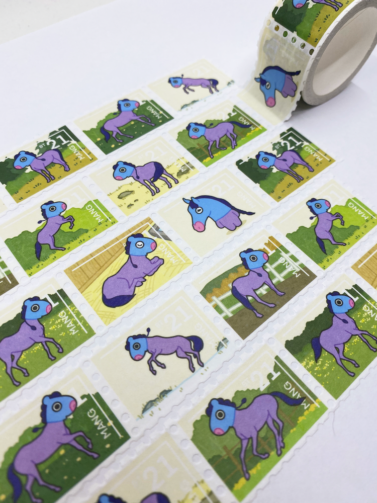 Image of Stamp Washi Tape