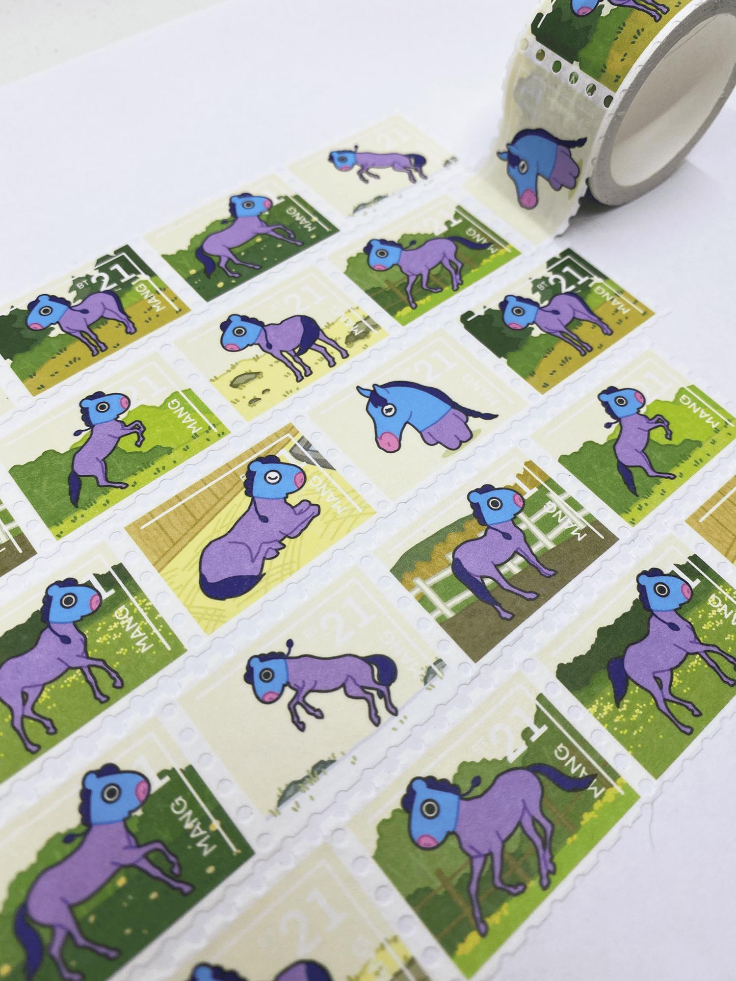 Image of Stamp Washi Tape