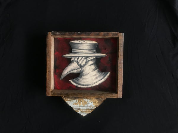Image of Plague Doctor Mini