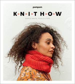 Image of KNIT HOW - POM POM PRESS Book