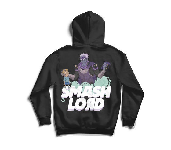 Image of Smash Lord Pullover Hoodie