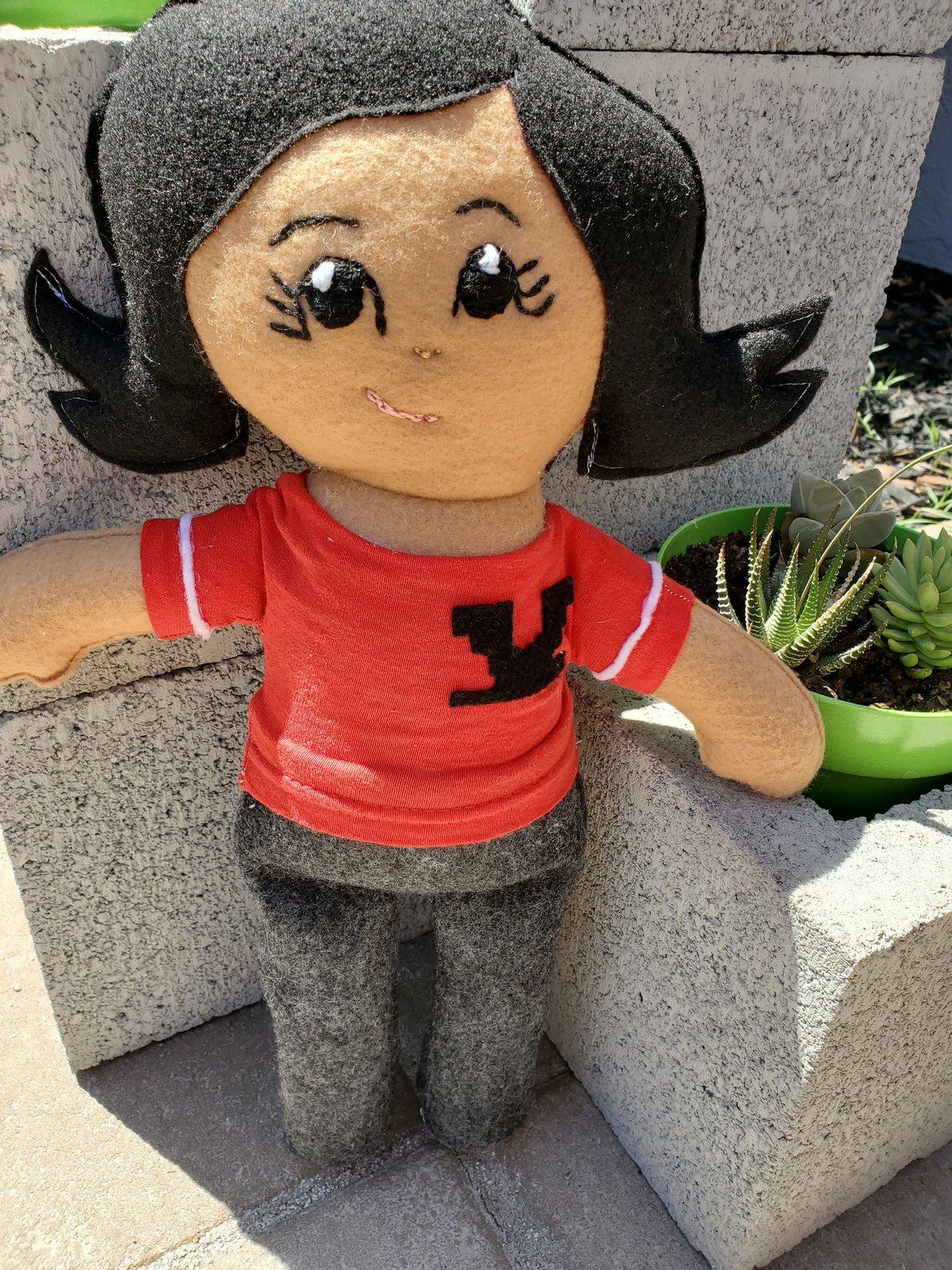 Image of Si Se Puede Dolls!
