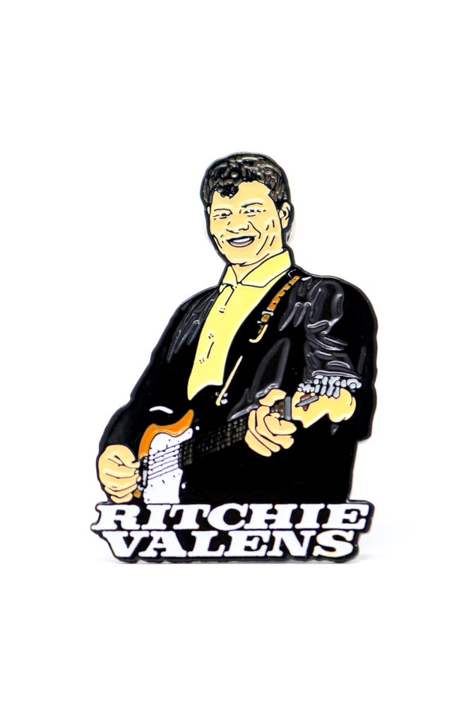 Image of Ritchie Valens - Ritchie Valens Enamel Pin