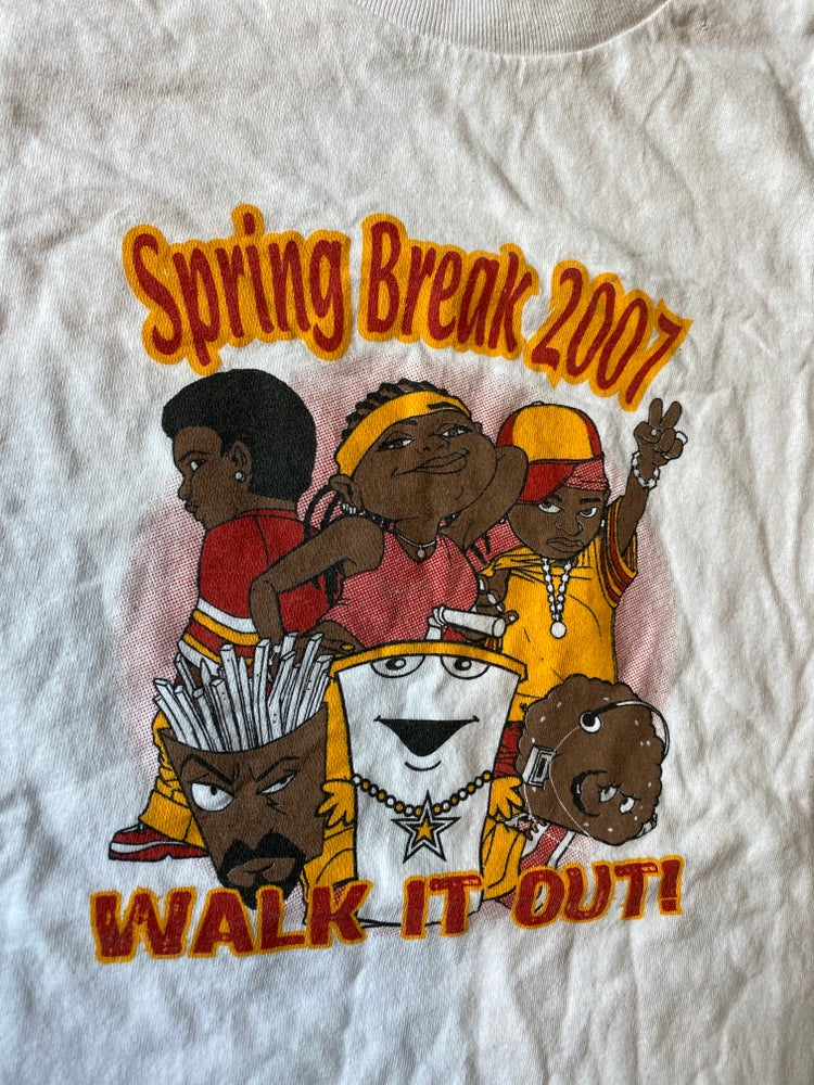 Image of 2007 Black Spring Break Tee