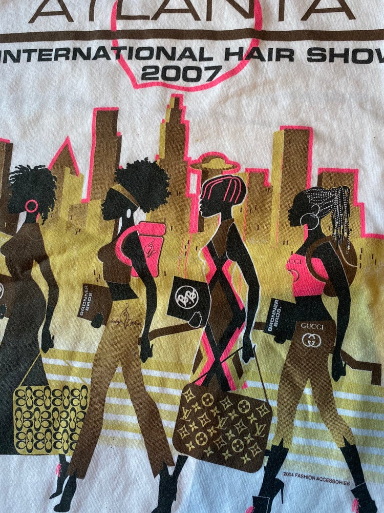 Image of 2007 Atlanta Int Hair Show Tee