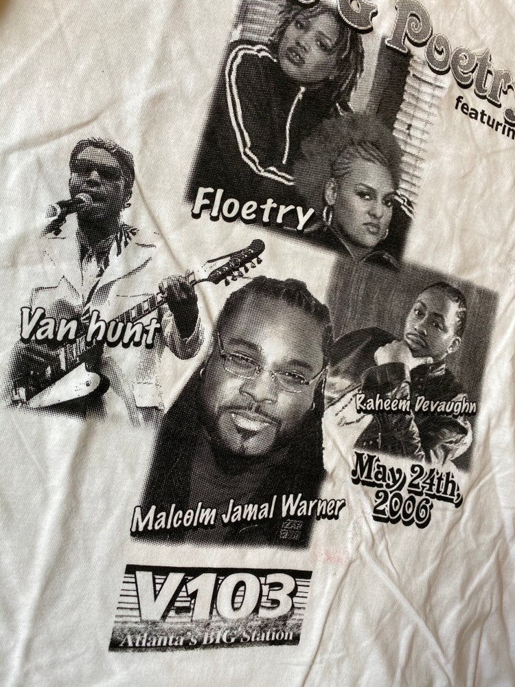 Image of 2006 ATL Music & Poetry Fest Tee
