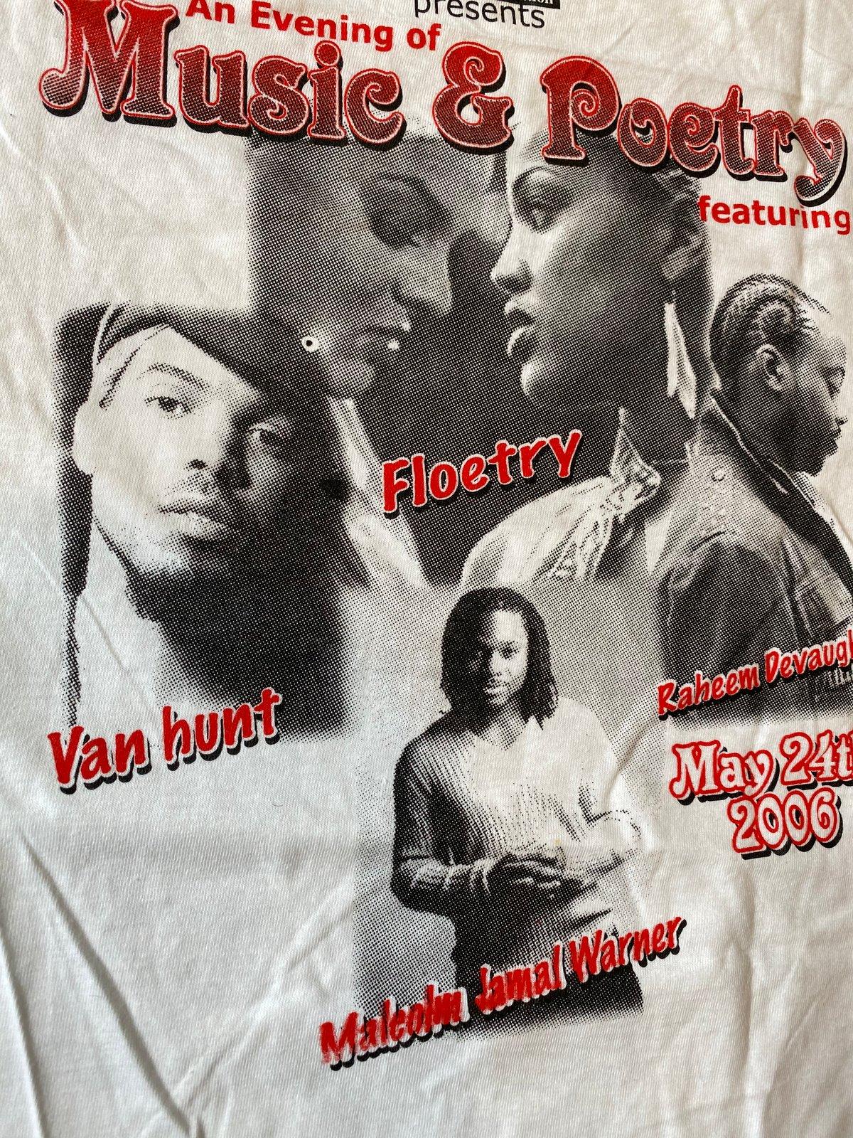Image of 2006 ATL Music & Poetry Fest Tee
