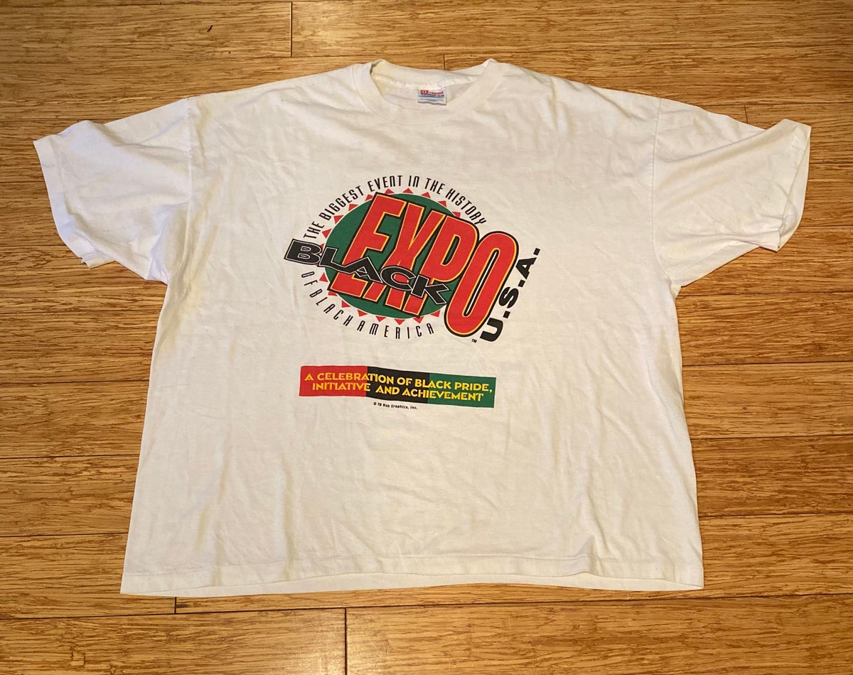Image of 1995 Black Expo Tee