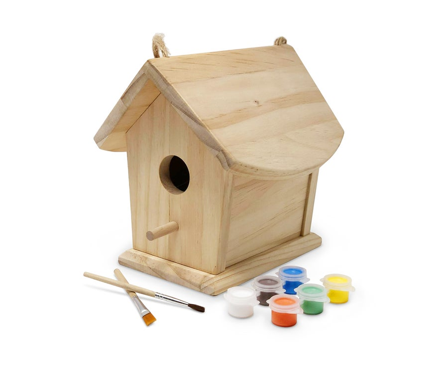 Image of Kinderfeets Birdhouse, COMMING SOON!