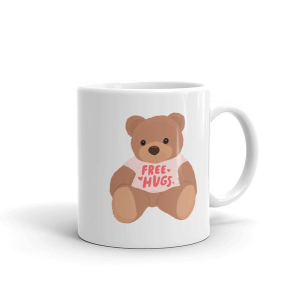 Image of Free Hugs Mug