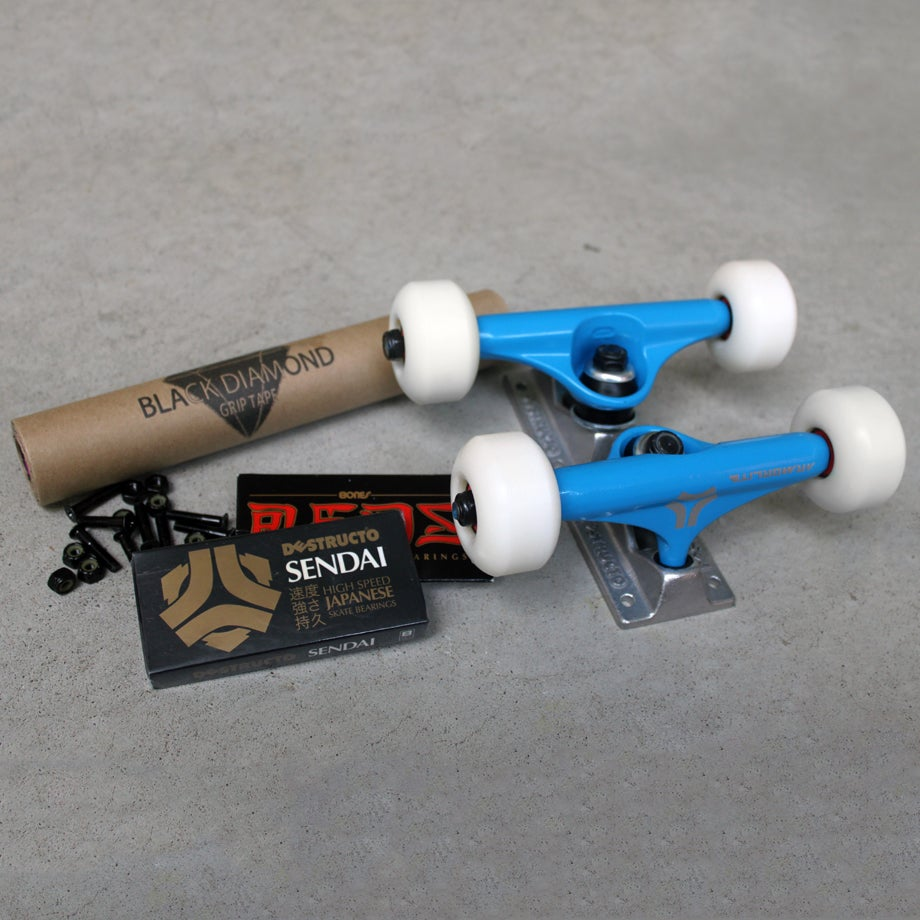 Image of ACE OF DYMONDZ - PRO SKATEBOARD COMPLETER PACKAGE