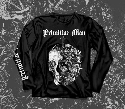 "Image of Primitive Man ""Snakes and Rats"" Longsleeve T"