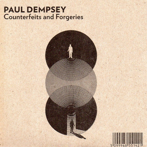 Image of Paul Dempsey - Counterfeits and Forgeries bonus CD