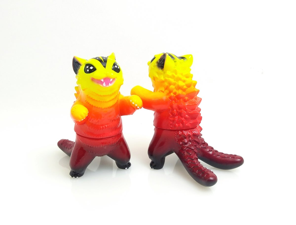 Image of Custom Berry Lemon Maxtoy Negora Colab