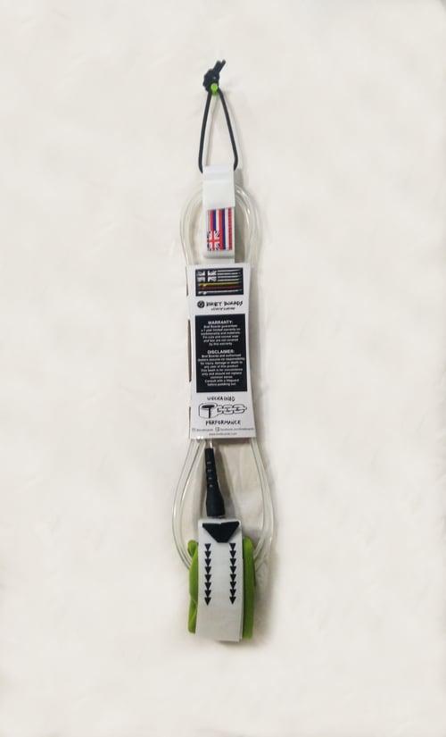 Image of White & Green Regulator Series Leash