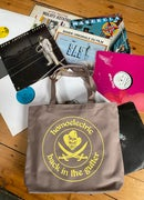 Image of Homoelectric record bag