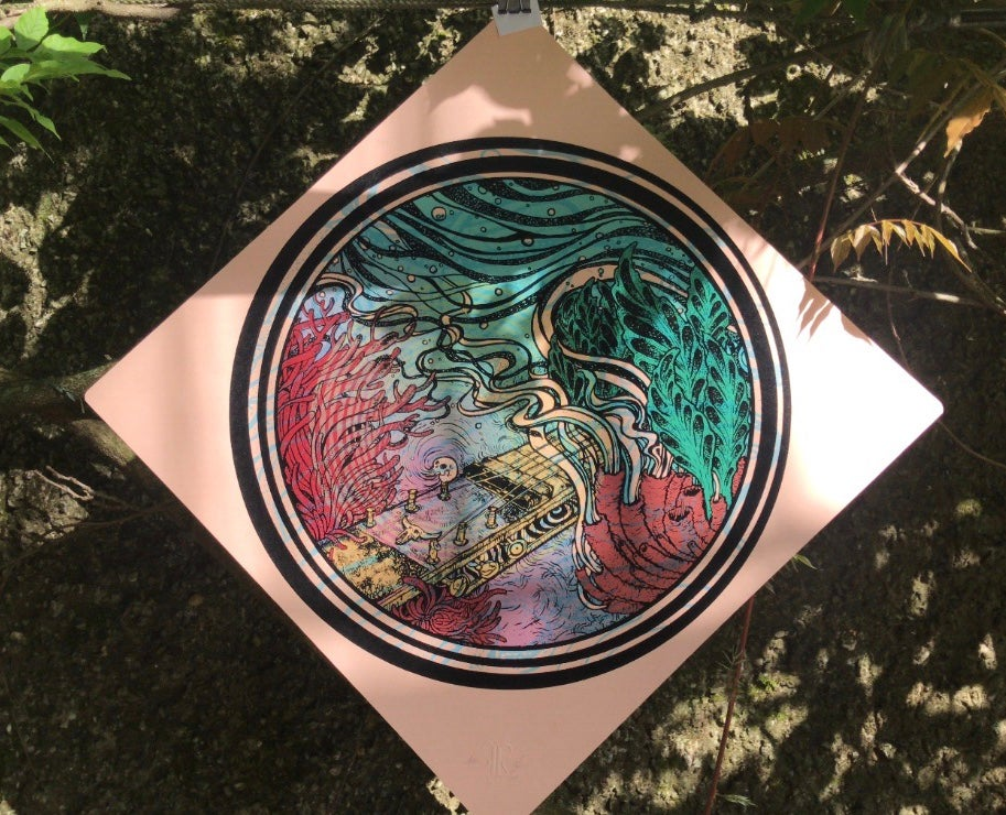 "Image of ""PINK SKIES"" ArtPrint"