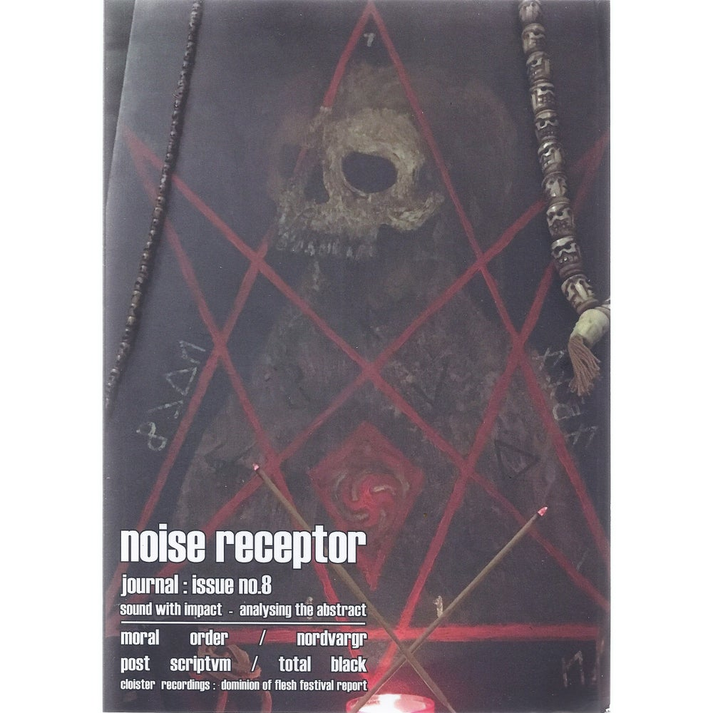 Image of Noise Receptor Journal Issue no. 8