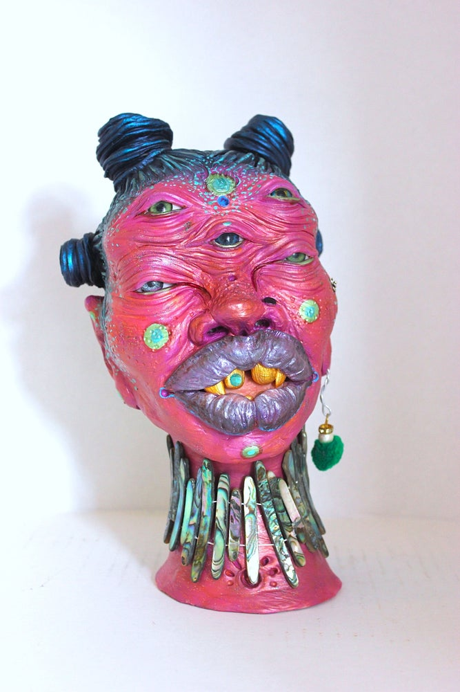 Image of Afro Jini