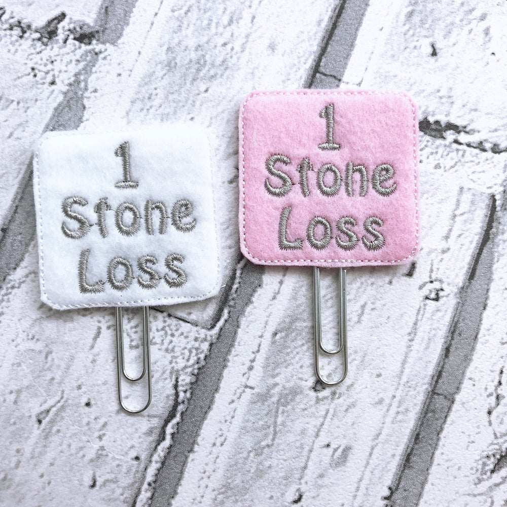 Image of 1 STONE LOSS PLANNER CLIP