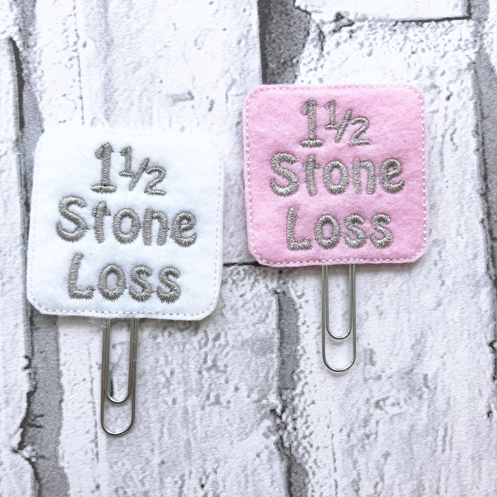 Image of 1 1/2 STONE PLANNER CLIP
