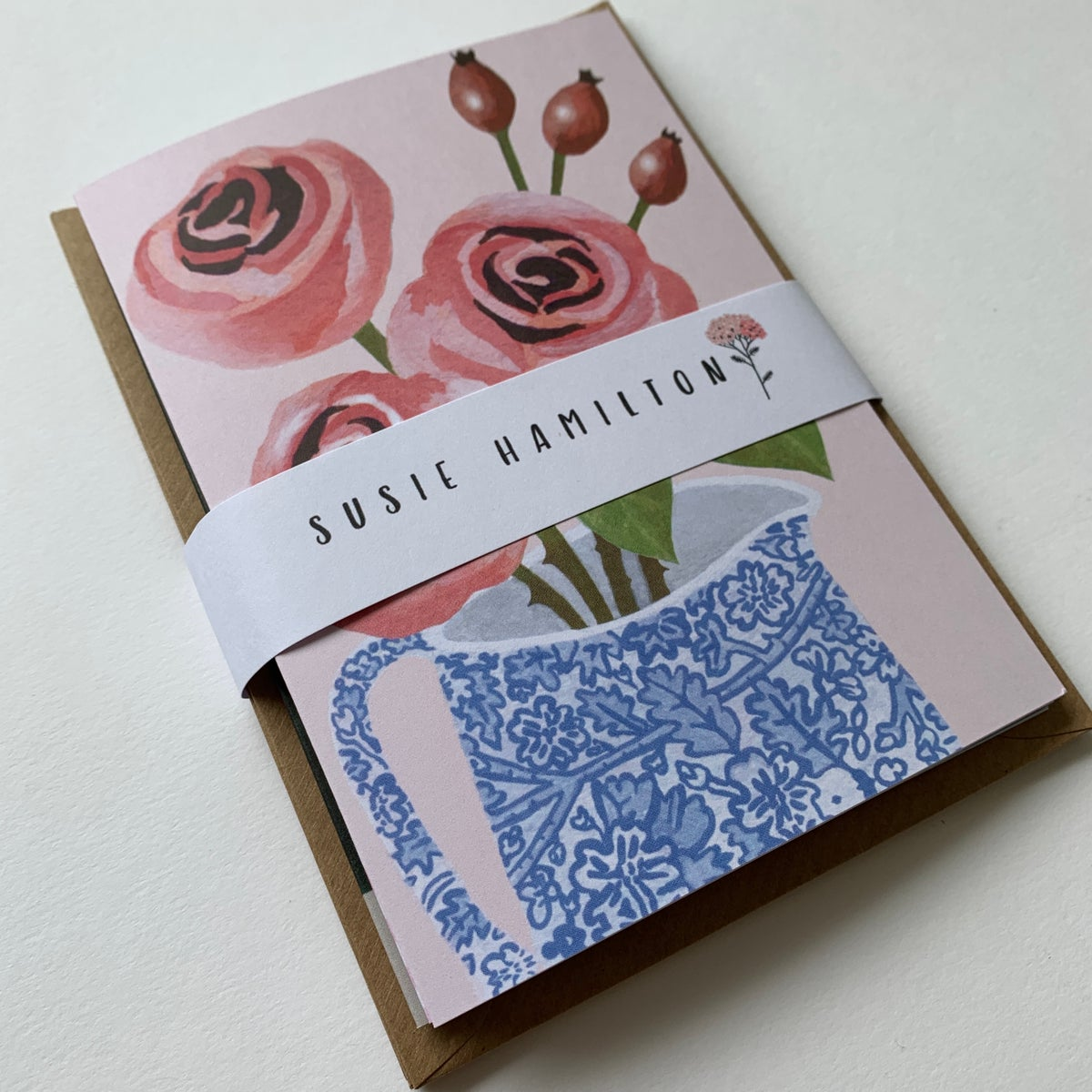 Pretty Pinks 6 Card Bundle