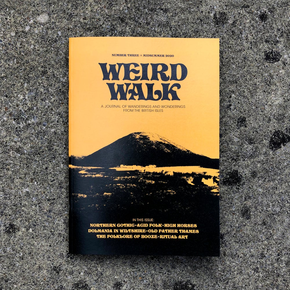 Image of Weird Walk Zine #3